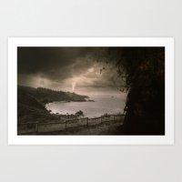 DarkDiva Art Print