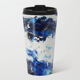 Waves I Travel Mug