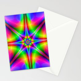 Star of Life Stationery Cards