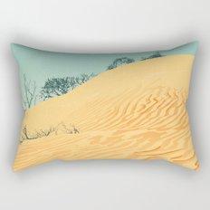 Sandbanks Provincial Park Poster Rectangular Pillow
