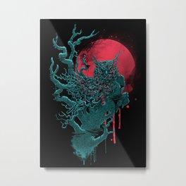 Night Shift Metal Print