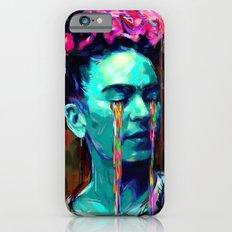 Frida Kahlo Painting II Slim Case iPhone 6s