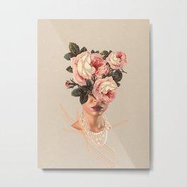 WonderPearl Metal Print