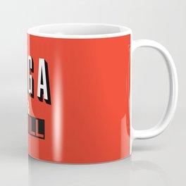 Yoga & Chill Coffee Mug