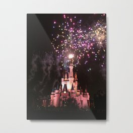 Disneyland, Orlando Metal Print