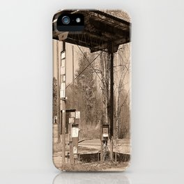 Gone Gas iPhone Case