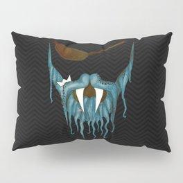 The tentacle beard Pillow Sham
