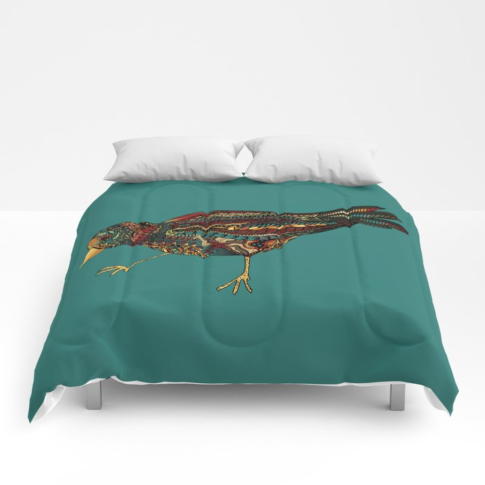 Mechanical Bird Comforters