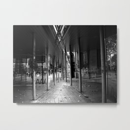 miscellaneous subtleties accumulated caresslessly Metal Print