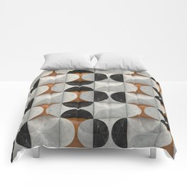 Marble game Comforters