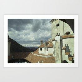 Romanian Works 6 Art Print