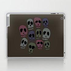 Skulls-2 Laptop & iPad Skin