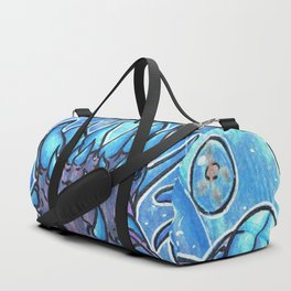 Stardust pillar Duffle Bag