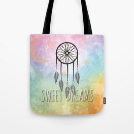 Sweet Dreams Dreamcatcher Tote Bag