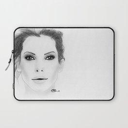 Sandra Bullock Laptop Sleeve