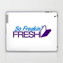 So Freakin' Fresh v7 HQvector Laptop & iPad Skin