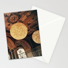 Great Balls of Fire Stationery Cards