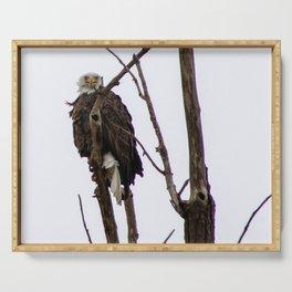 Kearney Eagle Serving Tray