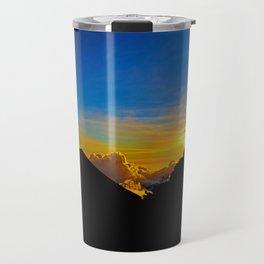 Sunset To Dream Of Travel Mug