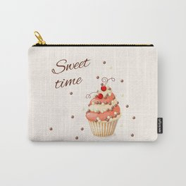cupcake with currant Carry-All Pouch