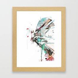 Burbage Framed Art Print