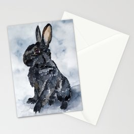 BUNNY#8 Stationery Cards