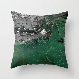 Par Dock 2212 Throw Pillow