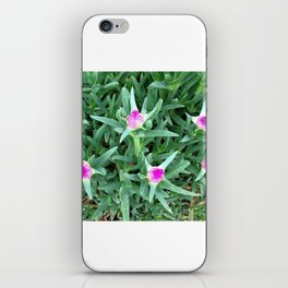 Thistle Be The Day iPhone Skin