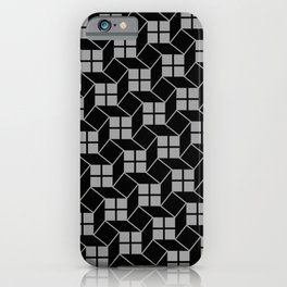 STEPS - climbing squares iPhone Case