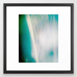 Arriving Framed Art Print
