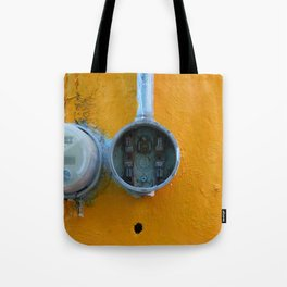 Mexican Yellow Nr.3 Tote Bag