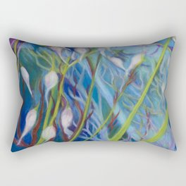 Sagebrush Sanctuary Rectangular Pillow