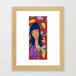 Sweet Nonya Framed Art Print
