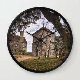 St Mary Sullington Wall Clock