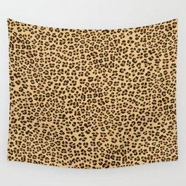 Leopard Spots Pattern Wall Tapestry