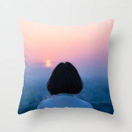 Tokyo 54 Throw Pillow