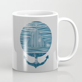 Deep End Coffee Mug