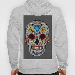 Colorful Skull VIII Hoody