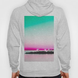 The Pink Hour Hoody