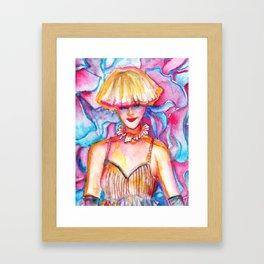 Lilla Lovis Framed Art Print