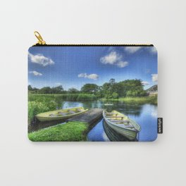 Padarn Boats Carry-All Pouch