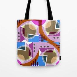 C13D GeoFlow Tote Bag