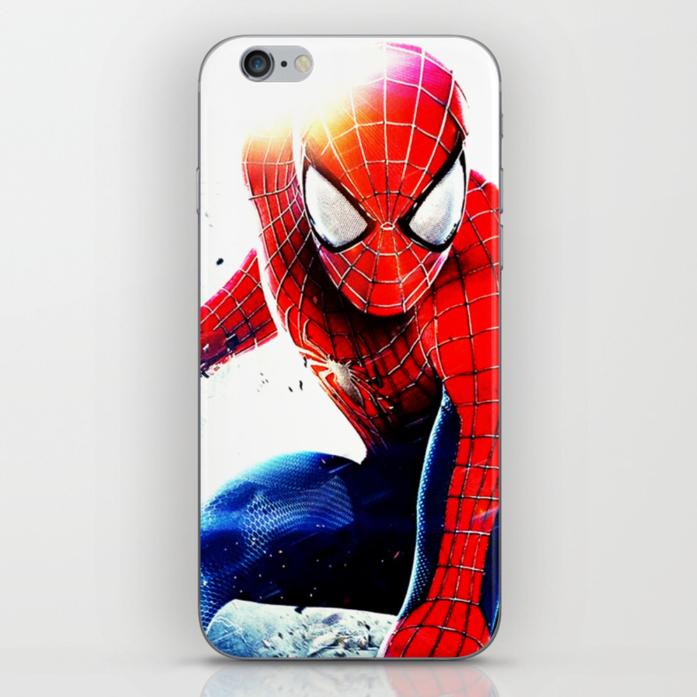 Spider Man Iphone & Ipod Skin by Break_001 PSK8791900