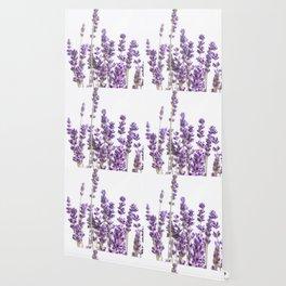 Purple Lavender #1 #decor #art #society6 Wallpaper