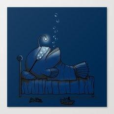Good Night, Sleep Tight Canvas Print
