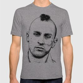 Taxi Driver - Travis Bickle De Niro T-shirt