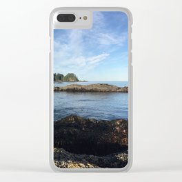 BlueStone Point Clear iPhone Case