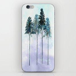 Siberian Forest 2 iPhone Skin