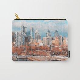 Philadelphia, Pennsylvania Carry-All Pouch
