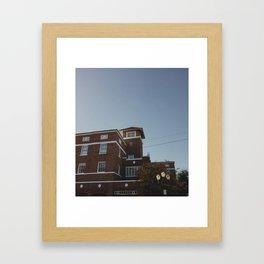 Hassayampa Inn Framed Art Print